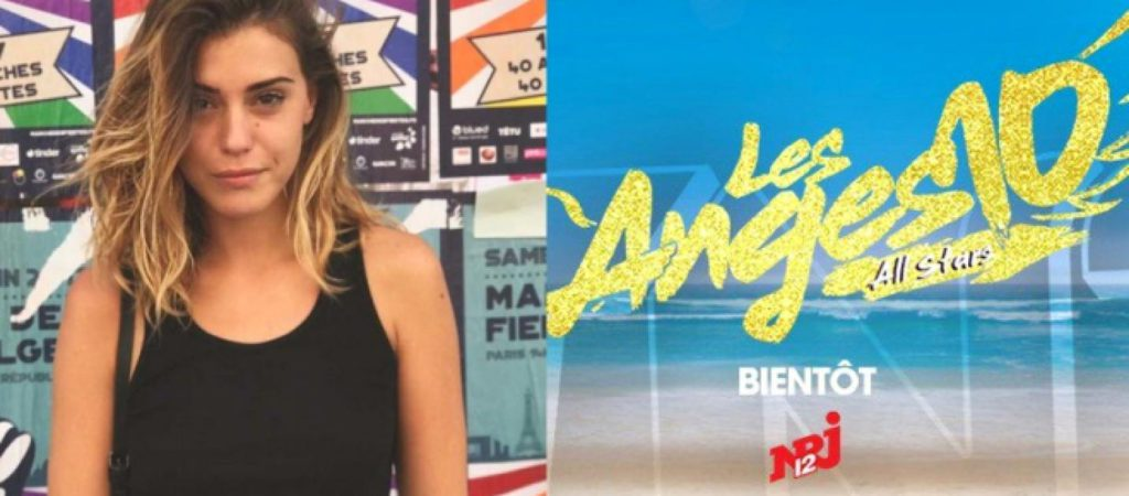 Voice Academy NYC on French TV's #1 reality show Les Anges 10!