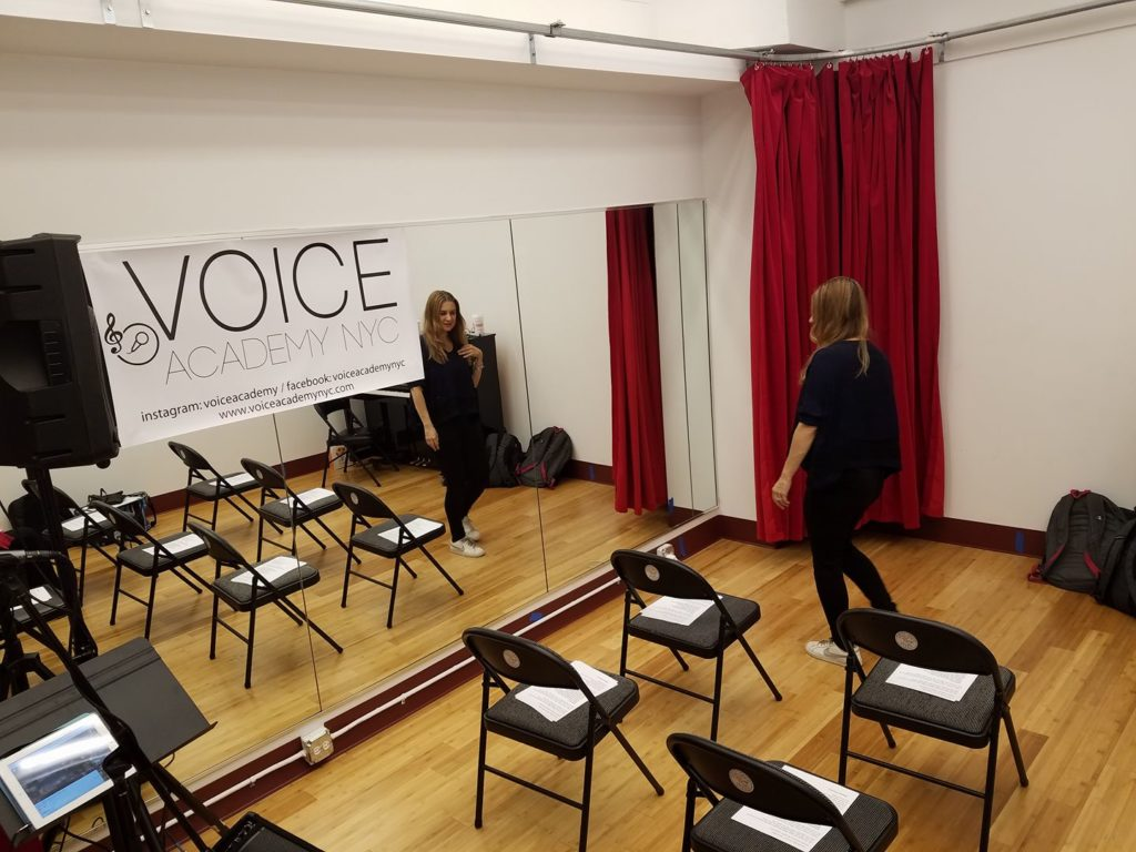 Ford Motor Company chooses Voice Academy NYC