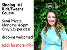 Tate Kids 101i Perf3