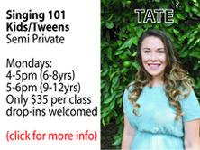 Tate Kids 101i Perf44